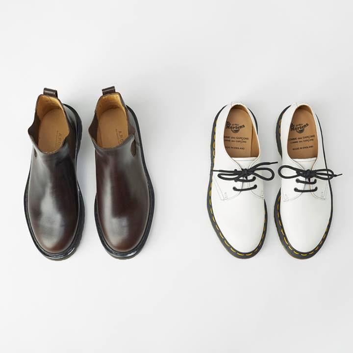 A.P.C. / Forest Boots Comme des Garçons Comme des Garçons / Doc Martens Vintage 1461 Shoe