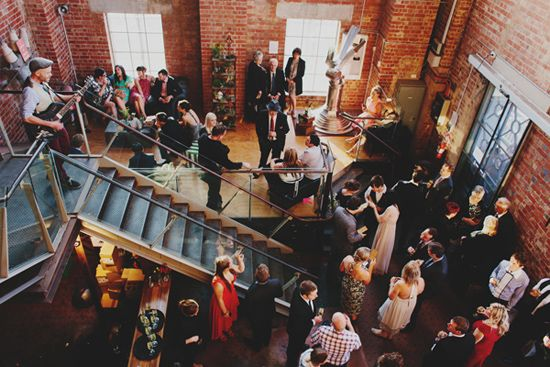 Kirstyn and Adam's Australian Carnival Wedding