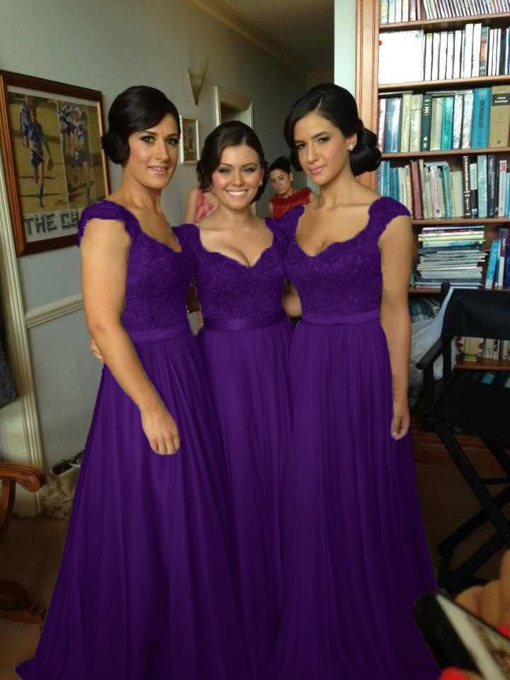 163 best Wedding Party Dress images on Pinterest | Bridesmaids ...