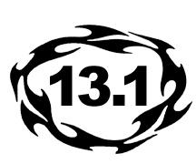 13.1 Tribal Temporary Tattoo