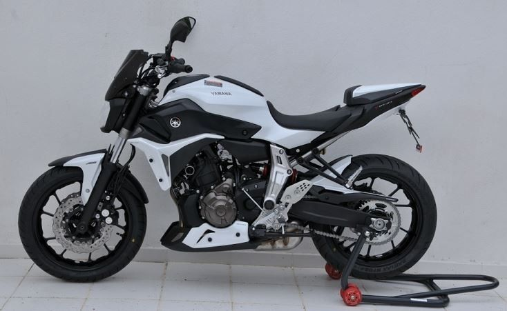 Yamaha FZ-07. This is seriously so beautiful