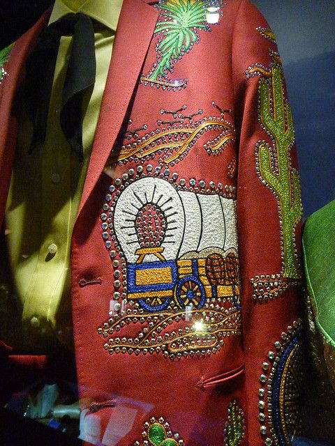 Porter Wagoner's Nudie Suit by Brian Bubonic, via Flickr