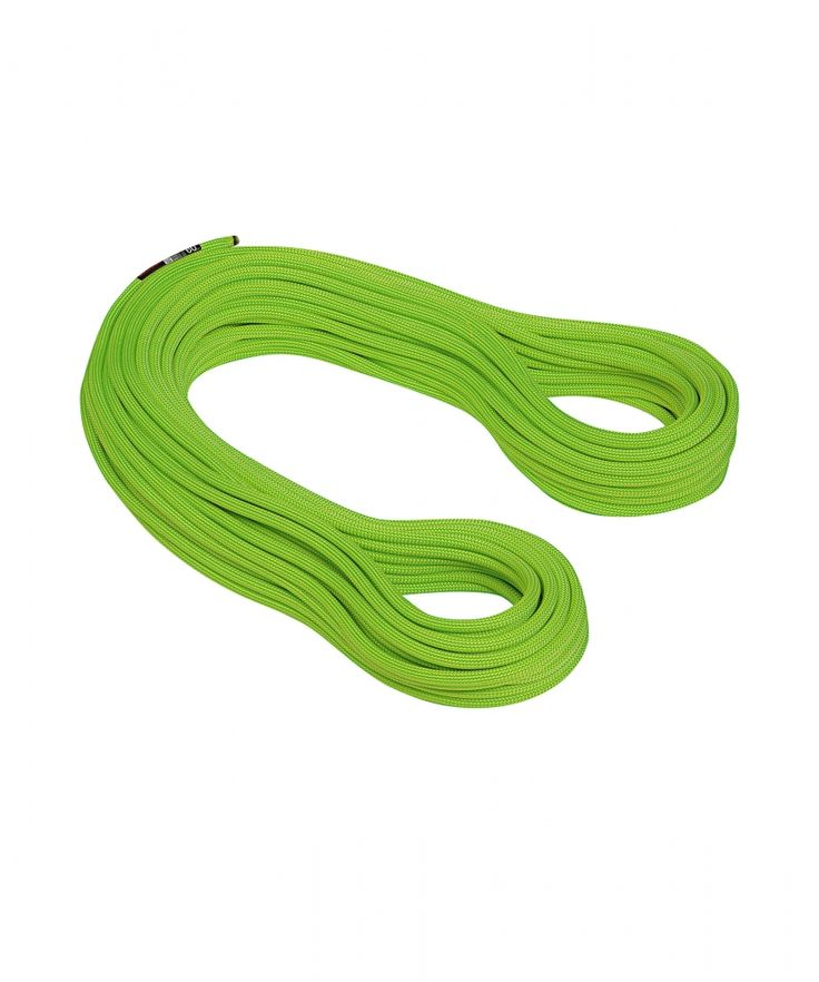 Dynamic twin and double ropes : Mammut Serenity 8,7 | 80m light green