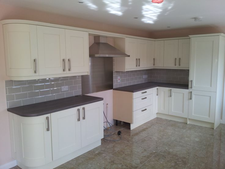 A Kitchen Installed In Thralcot Lane April 2016 Pesaro Ivory Part 74