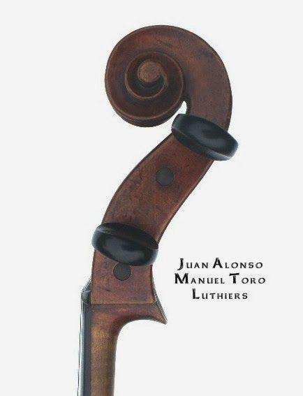 Manuel Toro Luthier: Violonchelo L. Bausch 1847