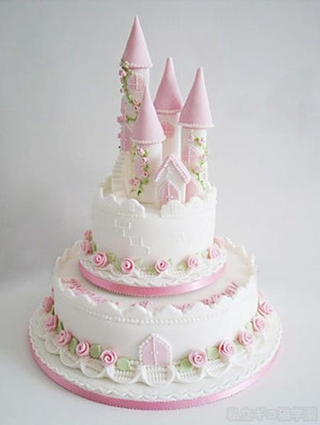 So pretty. Ideal for a first birthday party. Cinderella is more of a blue theme though.