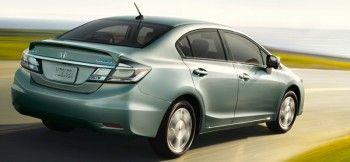 2014 Honda Civic Hybrid vs. 2014 Ford Fusion Hybrid   #Middletown Honda