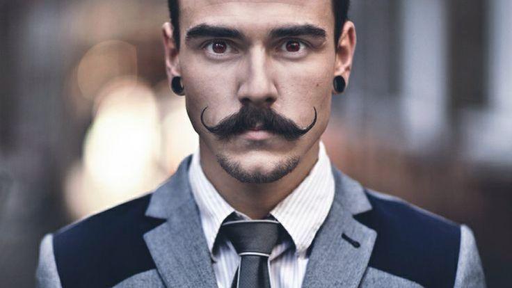 Cómo dejarse crecer un bigote perfecto en tan solo 4 pasos - Tus Tetas, Mi Barba