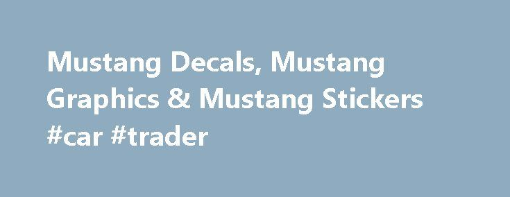Mustang Decals, Mustang Graphics & Mustang Stickers #car #trader http://usa.remmont.com/mustang-decals-mustang-graphics-mustang-stickers-car-trader/  #decals for cars # Featured Categories International Shipping Now Available. Details International Shipping AmericanMuscle has partnered with UPS I-Parcel for orders shipping outside the United States (including PR, GU, VI, and APO/FPO) and Canada. International shoppers now get the benefit of seeing product prices in their local currency…