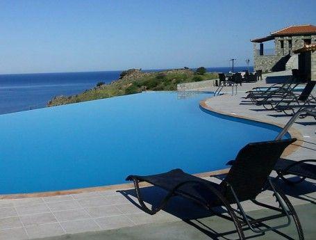 10 romantische vakanties | villa's | bijzonder cadeau voor Valentijnsdag | ZOOK.nl #griekenland #spanje #vakantie #inspiratie #zwembad