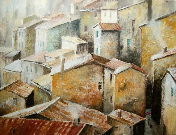 Image result for acrylics and oils architecture images