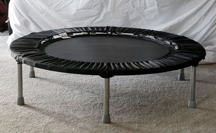Rebounding on a personal mini trampoline is an alternative health technique for eliminating toxins. A few minutes a day will expel poisons by jostling the lymph nodes and squeezing the toxins out.