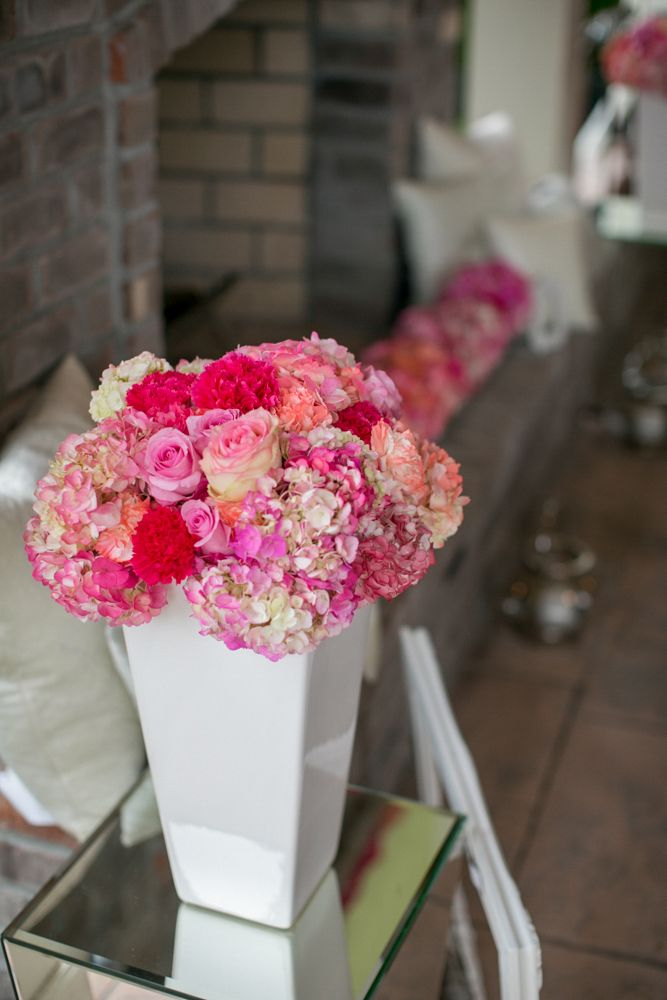 Creative Florals: www.theperfectpalette.com Photo by KMI Photography, Floral Design by Fiore Fine Flowers