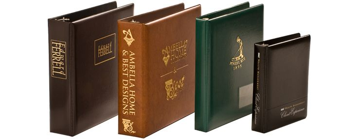 Visual Products | Visual Products | Custom Binders and Packaging for Designers