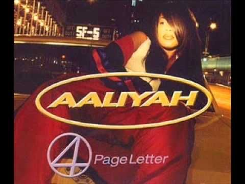 Aaliyah - 4 Page Letter (Instrumental) - YouTube