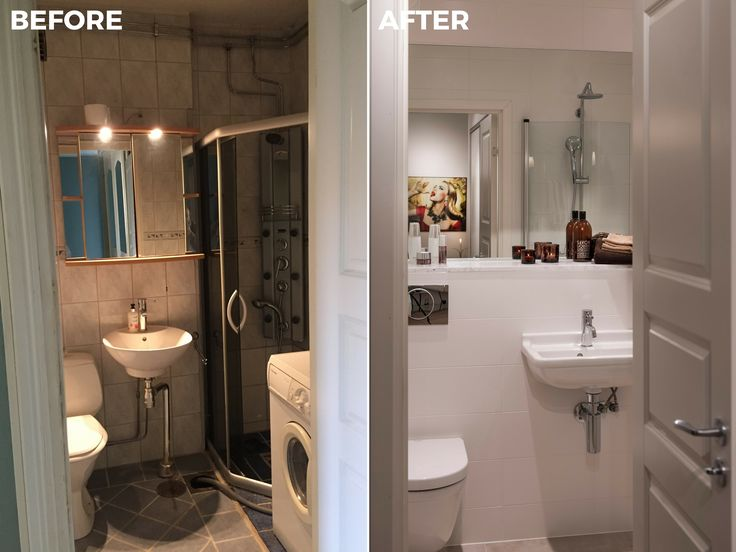 Bathroom | Before and After
