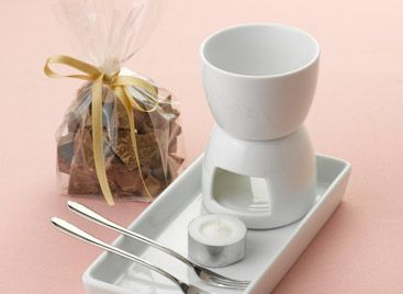 Kahve Dünyası - Fondü Seti: Evind Tatmak, Kahv Dünyası, Isteyenl Için, Lezzetini Evind, Fondü Seti, Doyulmaz Lezzetini, Dünyası Mağazalarında, Ile Meyvenin, Için Fondü
