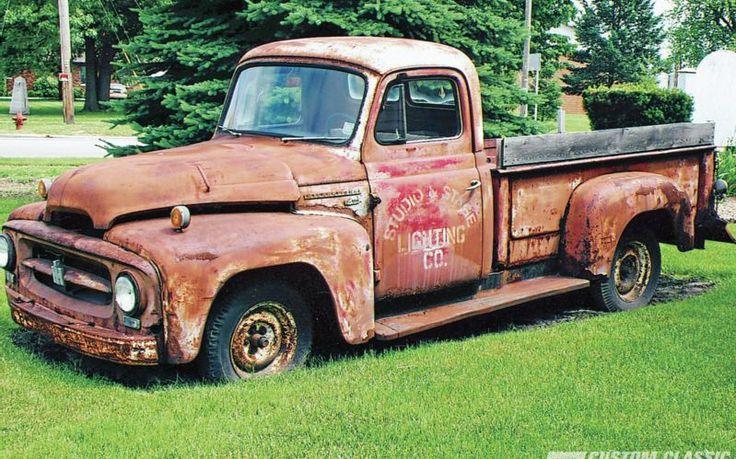 International Harvester Truck Driver Side