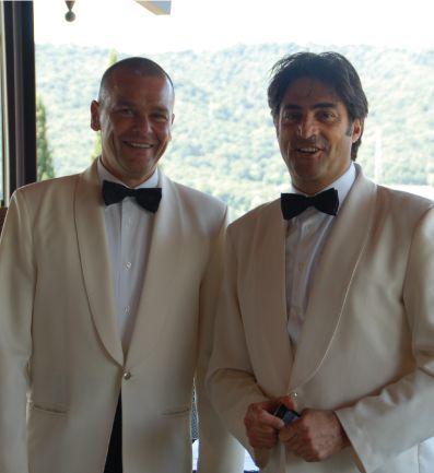 Marco and Carmine - Maitre