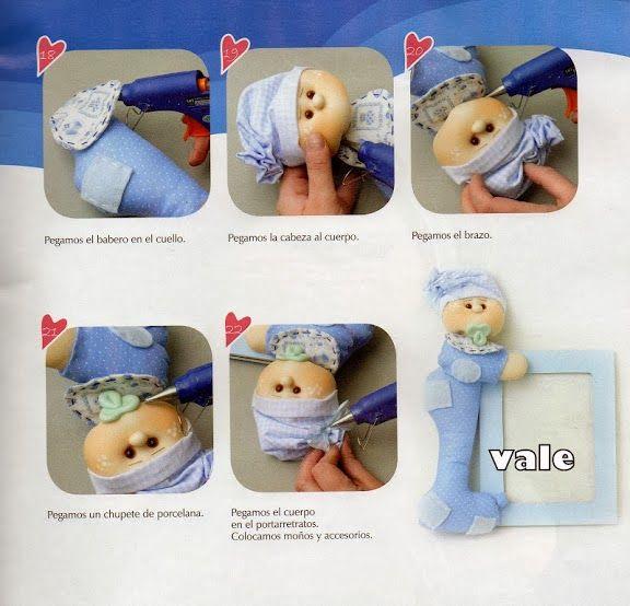 Revista para hacer muñecos gratis - Revistas de manualidades Gratis
