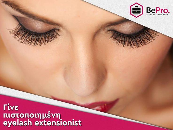Εκπαιδεύσου από την καλύτερη στο είδος Advanced Certified Eyelash Extensionist Έλλη Τσανταρλιώτη ( Elisabeth Lashes Extensions Βλεφαρίδων) με την μέθοδο one by one και 3D - 6D -9D & Mega Volume!!