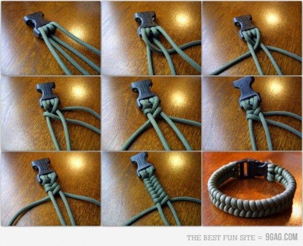 Fai da te anni '80: il braccialetto con chiusura a scatto   Design In