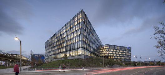 Nordeas Danish Headquarters / Henning Larsen   Netfloor USA