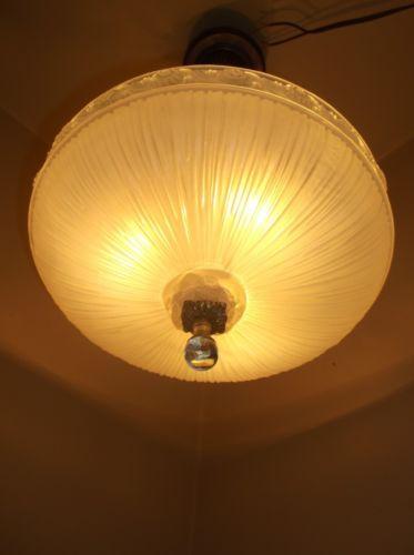 47 best vintage art deco ceiling lights images on pinterest stunning vintage art deco ceiling light fixture chandelier aloadofball Image collections