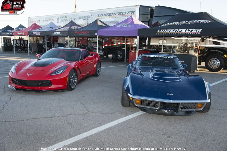 #Lingenfelter Corvettes at the 2015 #OUSCI. Learn more at www.OUSCI.com