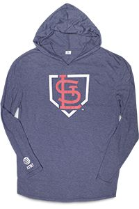 Be prepared to cheer on your Cardinals team all year long with this lightweight hooded pullover, courtesy of AT&T. On Friday, April 7th when the Cards take on the Reds, 30,000 fans 16 and older will get one!