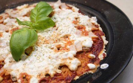 Dieta Dukana :: Pizza z mikrofalówki (Capricciosa) :: Przepisy Zasady Efekty