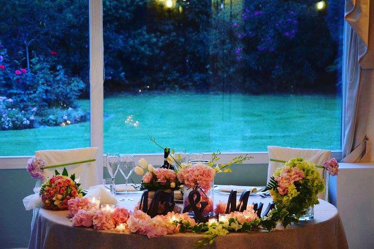 Tavolo Mr and Mrs 💏  #weddingday #love