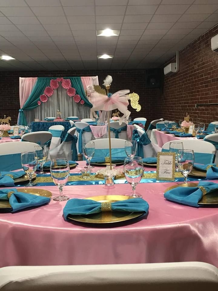 Pleasing Carousel Themed Baby Shower For A Girl Pink Gold And Bralicious Painted Fabric Chair Ideas Braliciousco