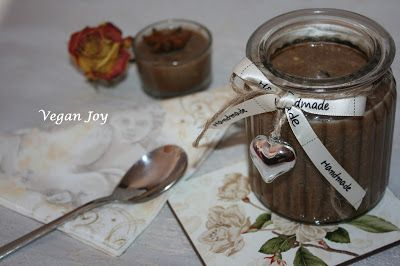 vegan joy: Winter Delight - quinoa pudding