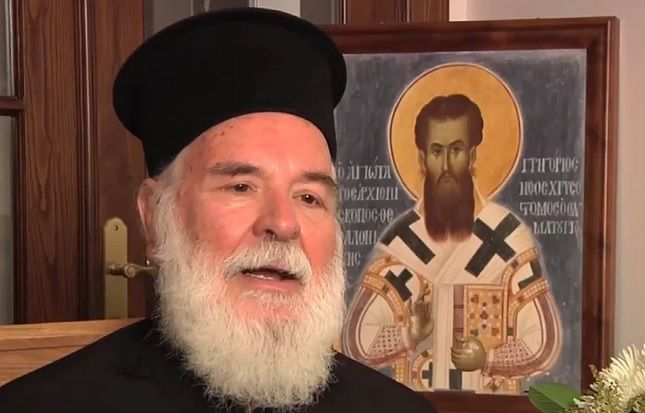 Fr George Metallinos, Emeritus Professor of Theology, in an interview at Pemptousia speaks on relationship among education and modern financial crisis