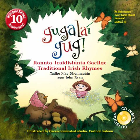 Gugalaí Gug -Book + CD Bilingual edition  Futa Fata €18.95 Available Jan 2016