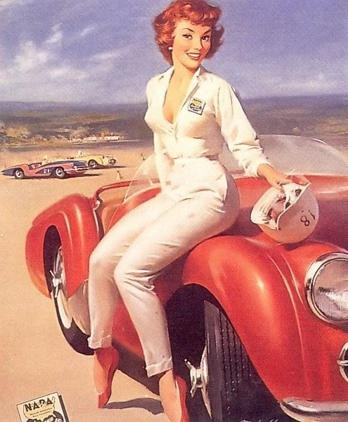 NAPA: Vintage Posters, Classic Pinup, Vintage Summer, Vintage Pinup, Pin Up Art, Pinup Girls, Pinup Art, Pin Up Girls, Bill Medcalf