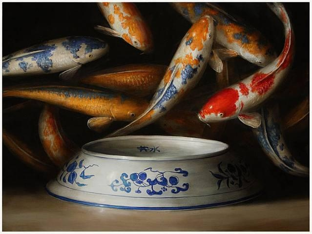 157 best images about art still life on pinterest oil for Koi viewing bowl