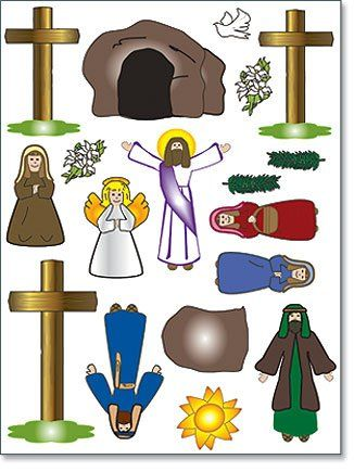 Religious Easter Gift He Has Risen Christ Resurrection Scene 18 Piece Magnet Set Needzo Religious Gifts,http://www.amazon.com/dp/B00BPAMQTM/ref=cm_sw_r_pi_dp_lL2jtb08SFE0FMV7