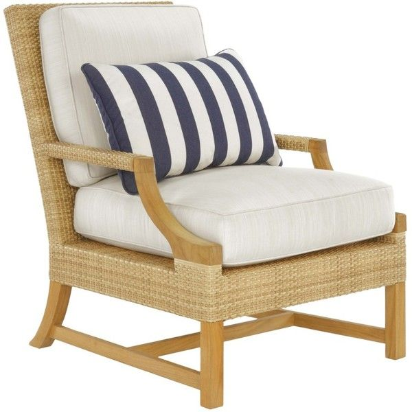 Outdoor Furniture Suzanne Tucker Home ❤ liked on Polyvore featuring home and outdoors