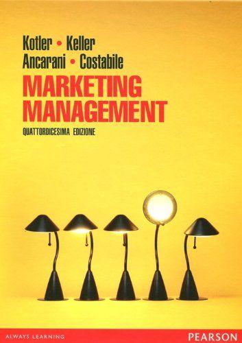 Marketing Management, Kotler & Keller