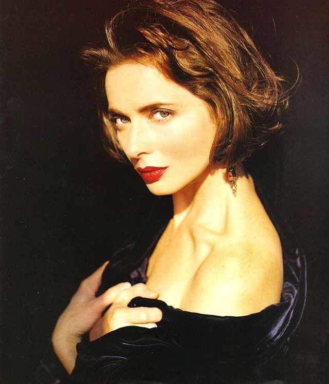 Isabella Rossellini - one of the most beautiful, graceful and sexy women ever and still amazing at nearly 60 years old
