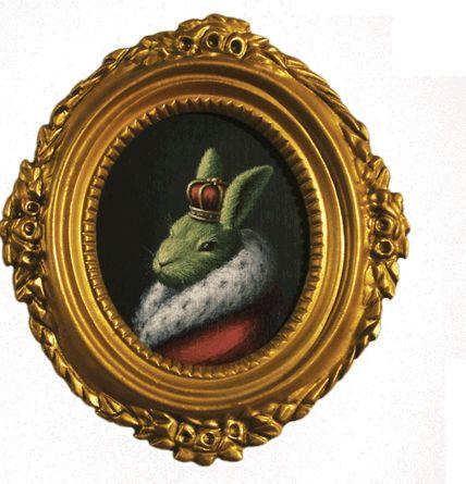 King Edward XIV by Rieko Woodford-Robinson