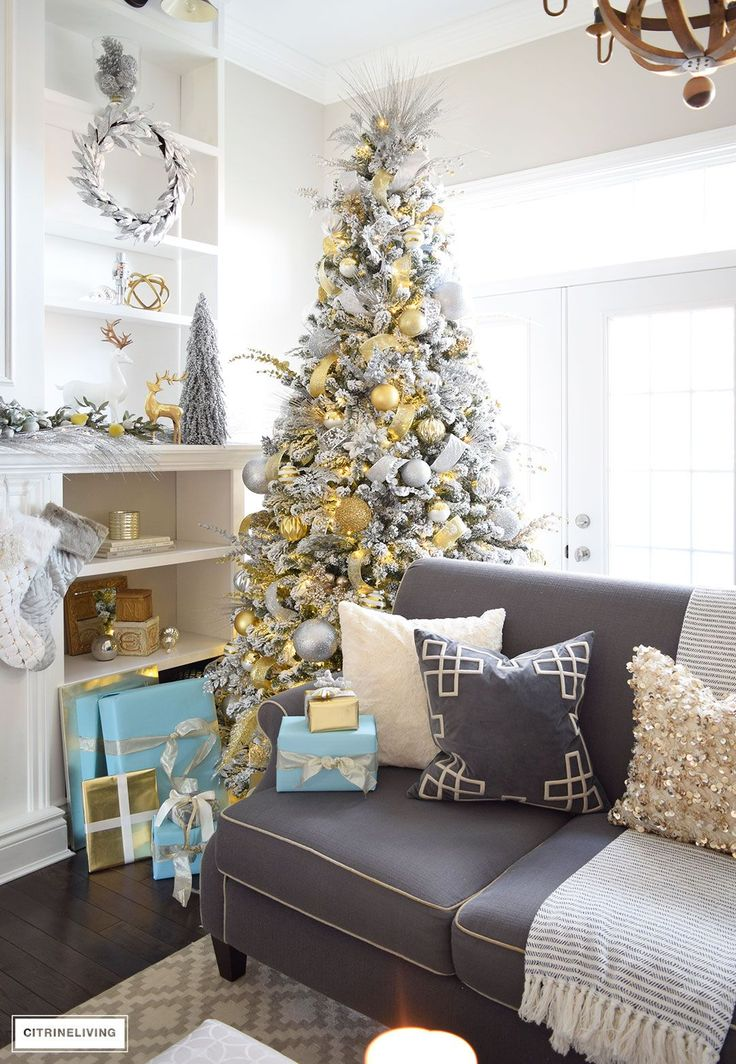 HOLIDAY HOME SHOWCASE 2016 64 best Christmas