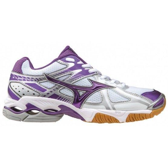 Mizuno Bolt 4 cipő női fehér,lila