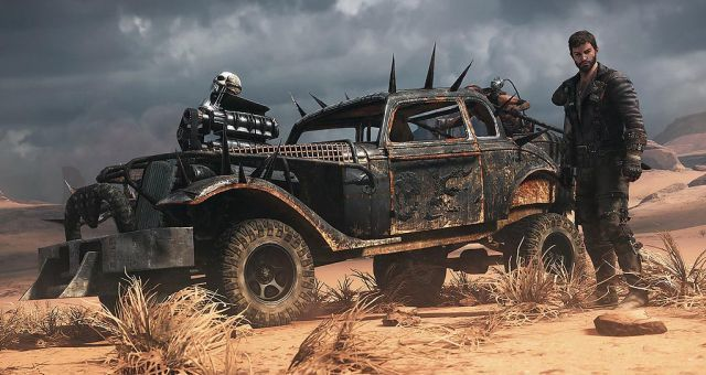 New Mad Max Game Trailer Shows Off Three Paths of Play.
