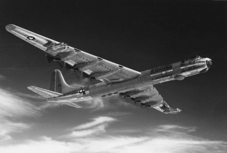 Forums / USAAF / USN Library / Convair B-36 Family - Axis and Allies Paintworks
