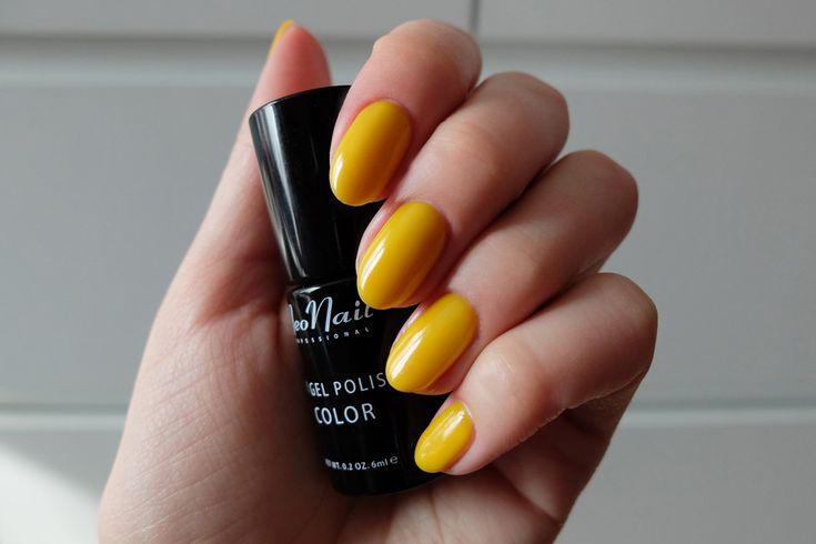 NeoNail: Dark Yellow| Innooka