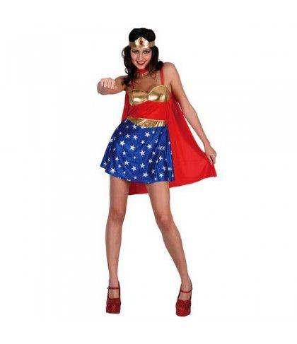 Wonder Woman στολή ενηλίκων Star σινεμά και μουσικής στολές