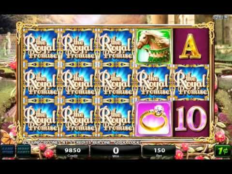 The Royal Promise Slots by H5G - Play for Free Online
